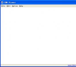 CHM Viewer(CHM阅读器) V1.0 官方版
