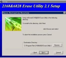 U盘修复工具_erasetools绿色稳定版V2.1下载